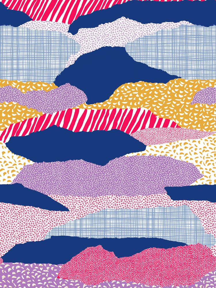 Pattern play – makingmarks