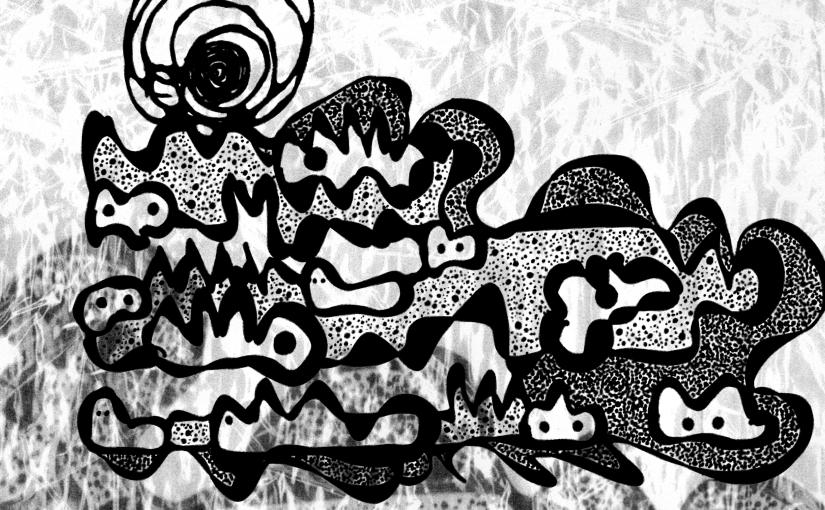 Death's a dog w/dragonbreath