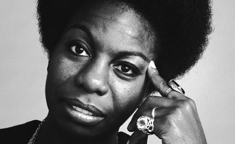 Nina Simone Breaks Fourth Wall, Makes Blogger Cry