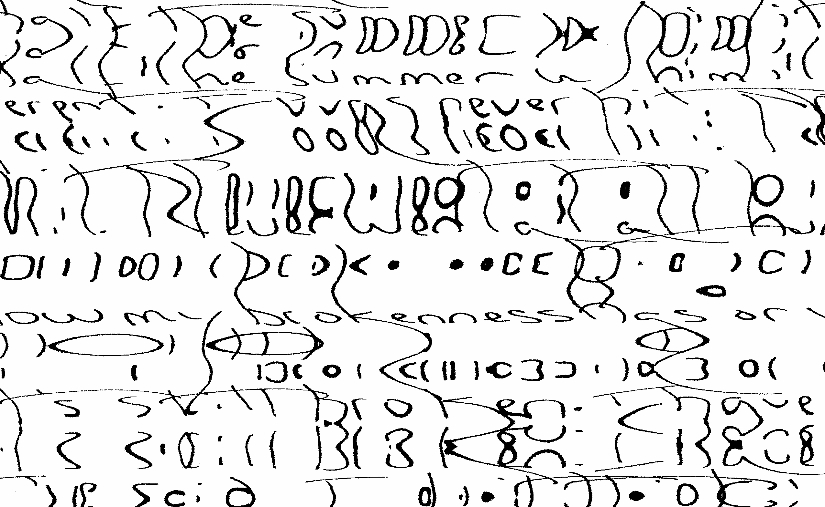 Aasemic writing