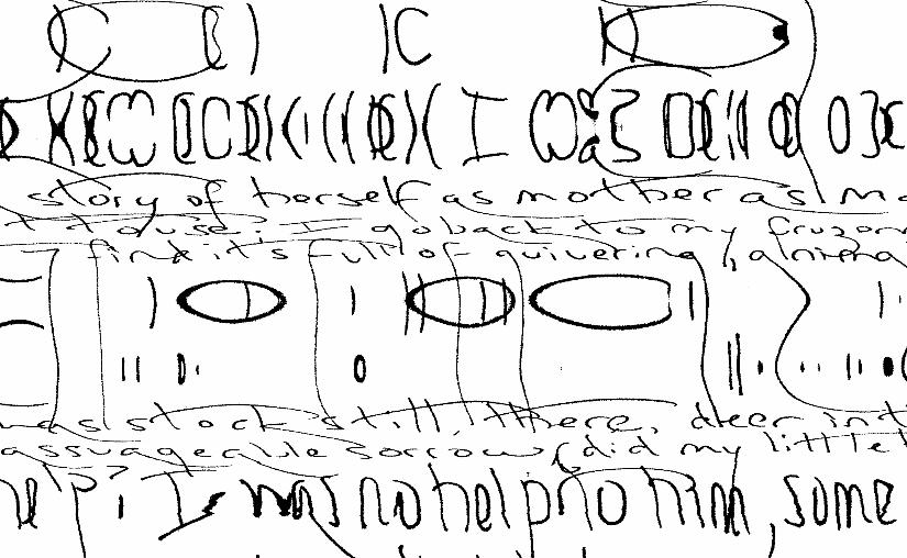 Shakespeare, Martian script