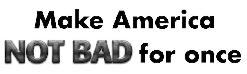 America again
