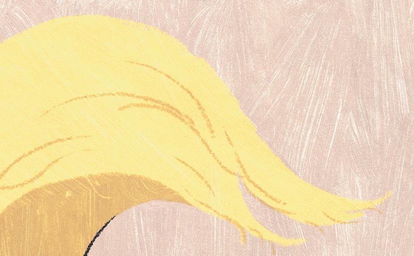 The bathos of DonaldTrump